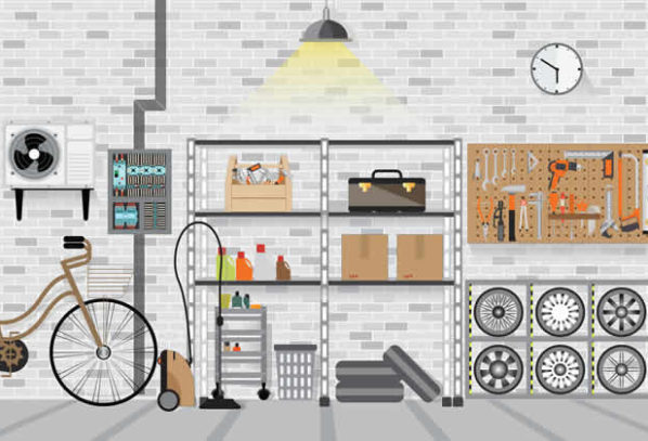 Garage Storage Solutions Guide to Build a Garage