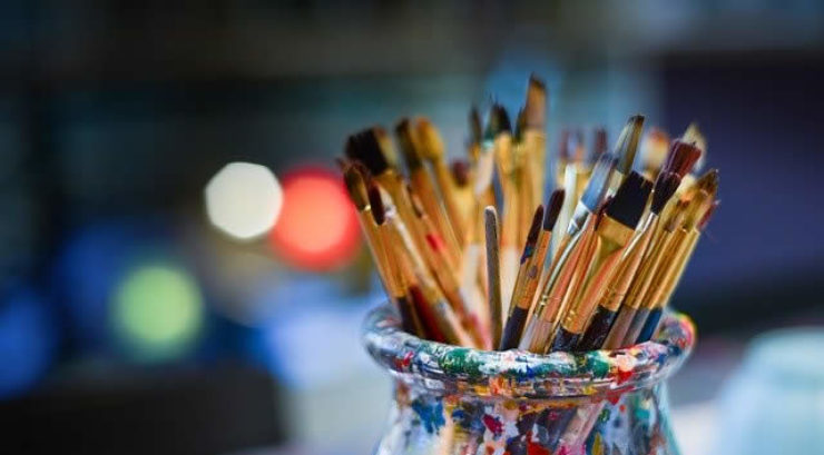 Tips for Designing an In-Home Art Studio