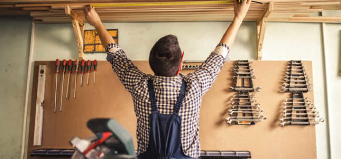 12 Smart and Easy Garage Improvement Tips