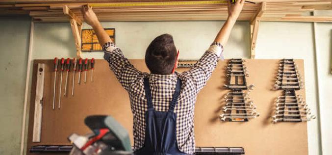 12 Smart and Easy Garage Improvement Tips