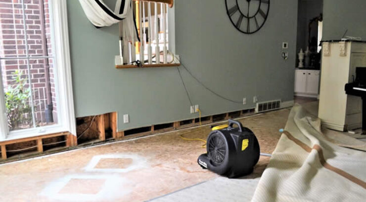 Solutions for Detecting Leaks In Your California (Or Other Area) Home