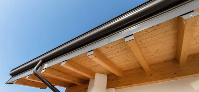 Gutter Installations – Find the Types of Rain Gutter That Fit for your Needs
