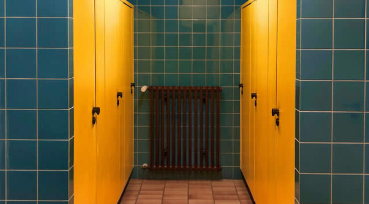 Update Your Old Commercial Building Bathroom Partitions