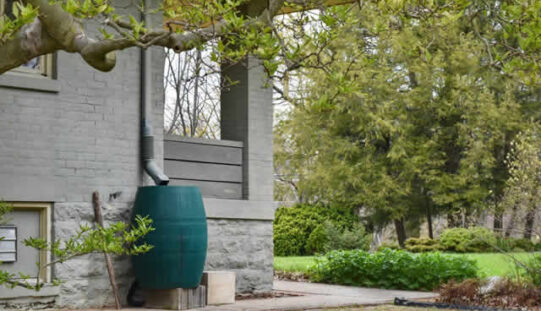 The Benefits of Installing a Watertank Rainfall Catchment System at Home