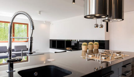 How to Install a Stone Countertop