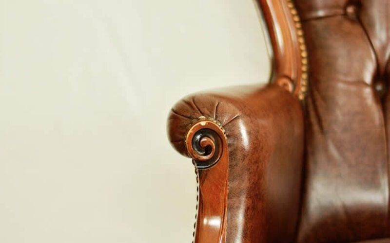 The Best Way To Clean Leather Furniture