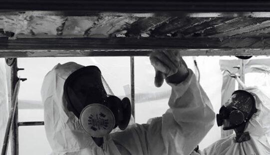 How To Get Rid Of Asbestos Hazards?