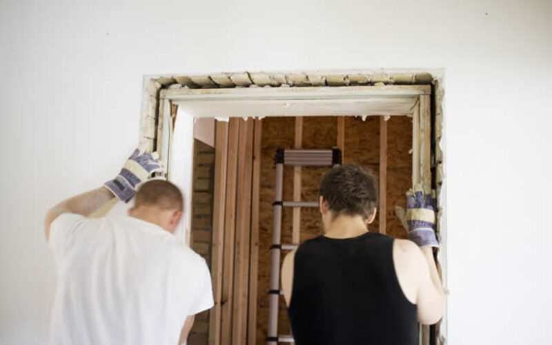 How to Frame a Door: The Handy Homeowner's Guide