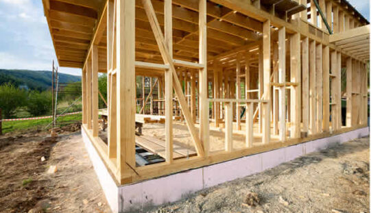 4 Different Strategies for Building Your New Home's Solid Foundation