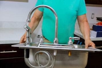 <span>Sunday Morning Tip for November 15:</span> Why You'll Need a Plumber for Your Kitchen Renovation
