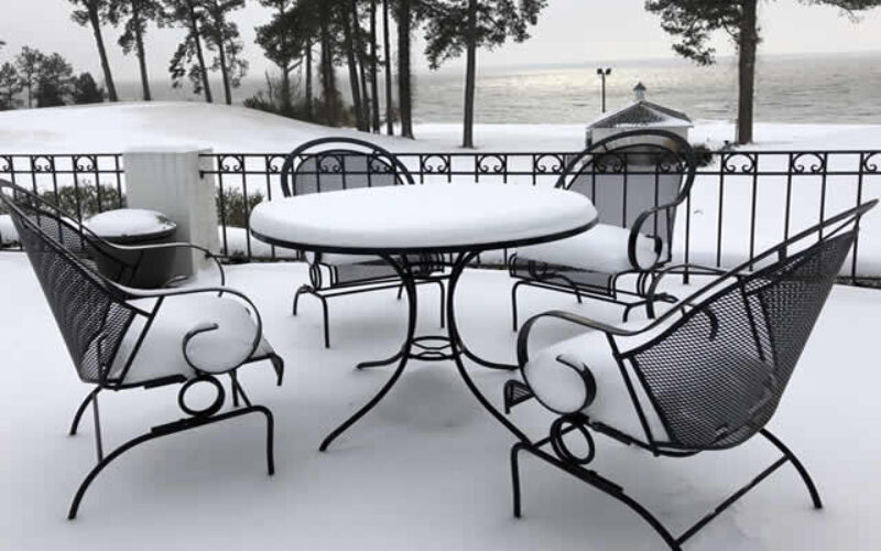 How To Make Your Patio Usable in Winter