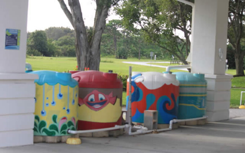 Tips on Preparing a Base for a Water Storage Tank