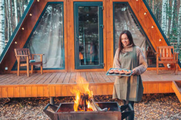 What You Can Do During Winter to Improve Your Outdoor Living Area for Spring