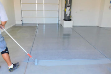 3 Different Types of Garage Floor
