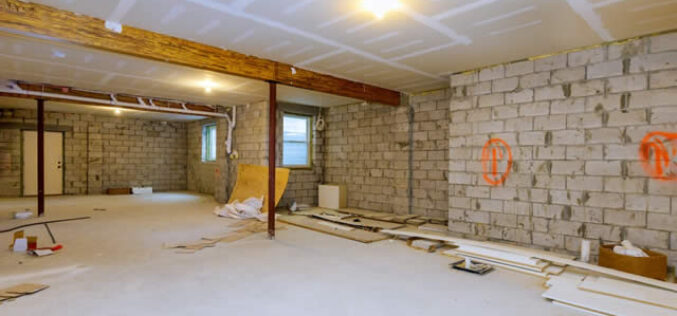 Repairs and Maintenance to Annually Complete in Your Basement