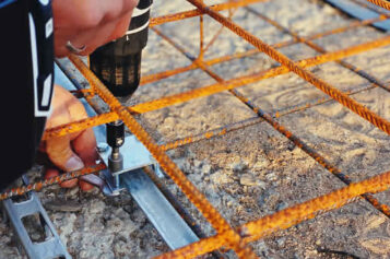 How to Build and Setup a Concrete Foundation for Metal Building Homes, Garages and Carports
