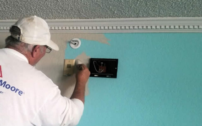 Why Hiring A Painter Is Better Than DIY