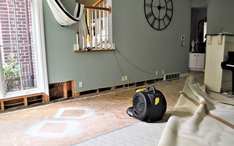 Benefits of Hiring SERVPRO of West Pensacola for Property Restoration
