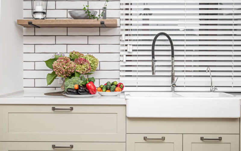 Guide to Painting Kitchen Cabinets & Color Psychology