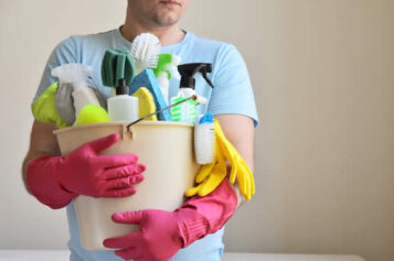 <span>Sunday Morning Tip for April 18:</span> 5 Spring Cleaning Projects to Start Right When the Weather Gets Warmer