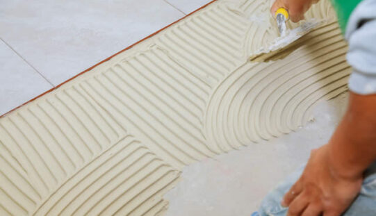 Guide on Choosing The Right Kind of Tile Adhesive