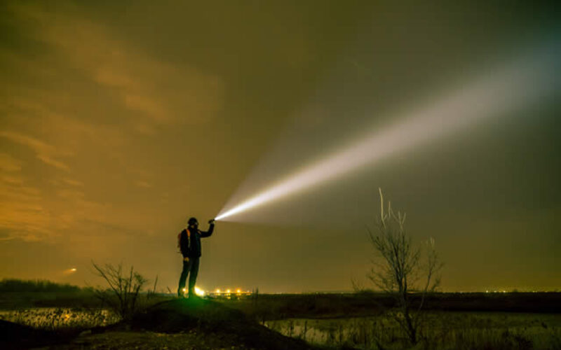 Why You Should Always Carry a Flashlight