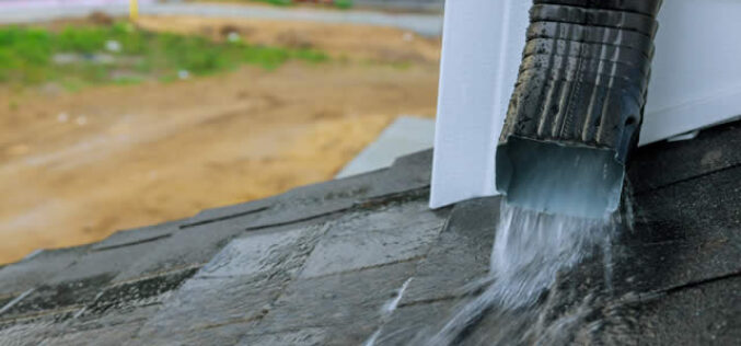 5 Encouraging Tips to Help Take Care of a Roof in a Rainy Area