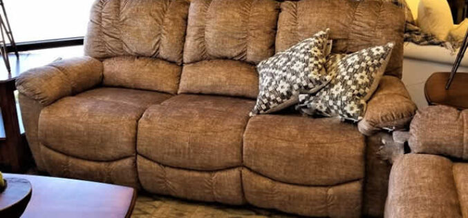 Not Your Granddad's Reclining Living Room Set
