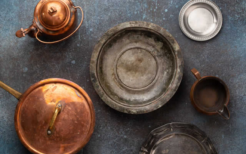 How To Clean Antique Brass Items at Home With Simple Methods?