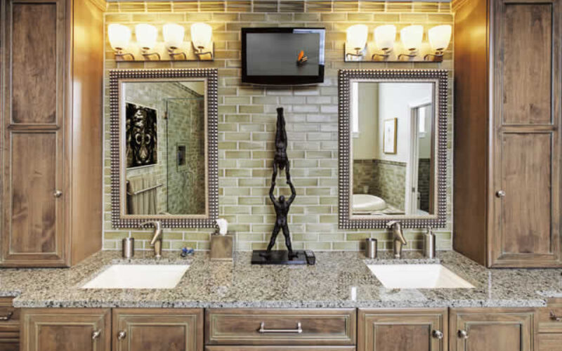 A List of Materials Needed To Remodel a Bathroom