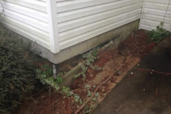 <span>Sunday Morning Tip for Sept 26:</span> Why Your House Shouldn't Be Sinking Into The Ground