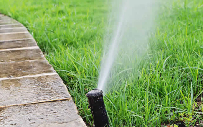 Lawn Sprinkler Timers Can Help Customers Use Less Water Outdoors