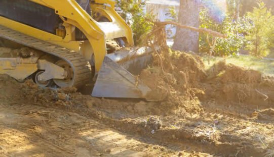 Types of Excavation Services Provided By Excavators