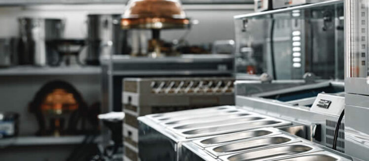Essential Kitchen Equipment for Your Cloud Kitchen