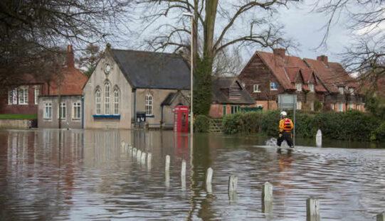 Flood Damage Restoration Tips