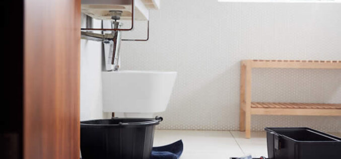 What to Do With a Leaky Faucet