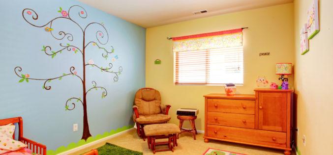 Decorating a Nursery Room