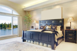 Master Bedroom by the Lake