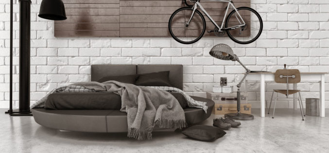 Modern Style Bedroom for That Older Teen Who Has a Couple of Years in Your Home