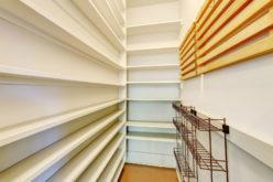 Home Pantry Storage Area