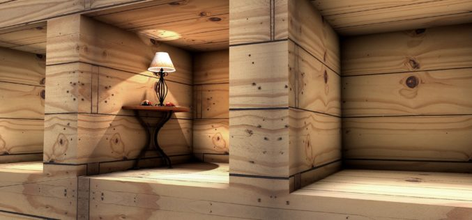 Table Lamp Lighting Concept
