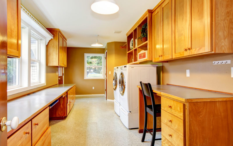 <span>photo image analysis:</span> Another Laundry Room – This Time with Utility