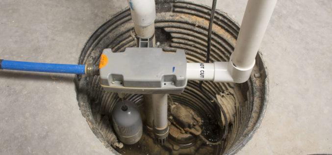 Basement Sump Pump to Keep Your Basement Dry