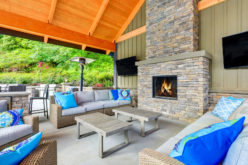 Outdoor Fireplaces for Patio Entertainment