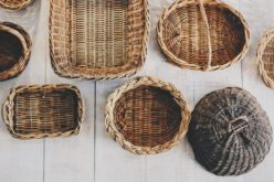Water Hyacinth Home Storage Baskets for Easy Organization