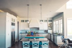 Stylish Kitchen with Dining Area