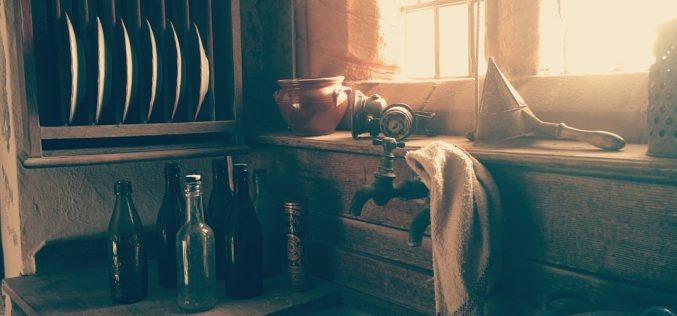 For That Nostalgic Look In a Kitchen: Farmhouse Kitchen Sink