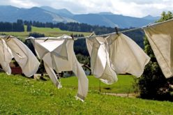 Setup a Clothesline as an Energy Saving Unit