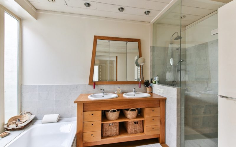 Now Who Wants a Master Bathroom With a Bath Vanity