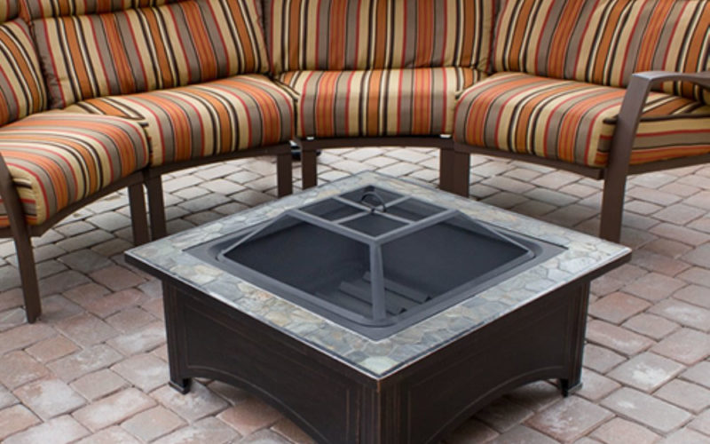 Enjoy a Fall Evening With a Patio/Deck Fire Pit